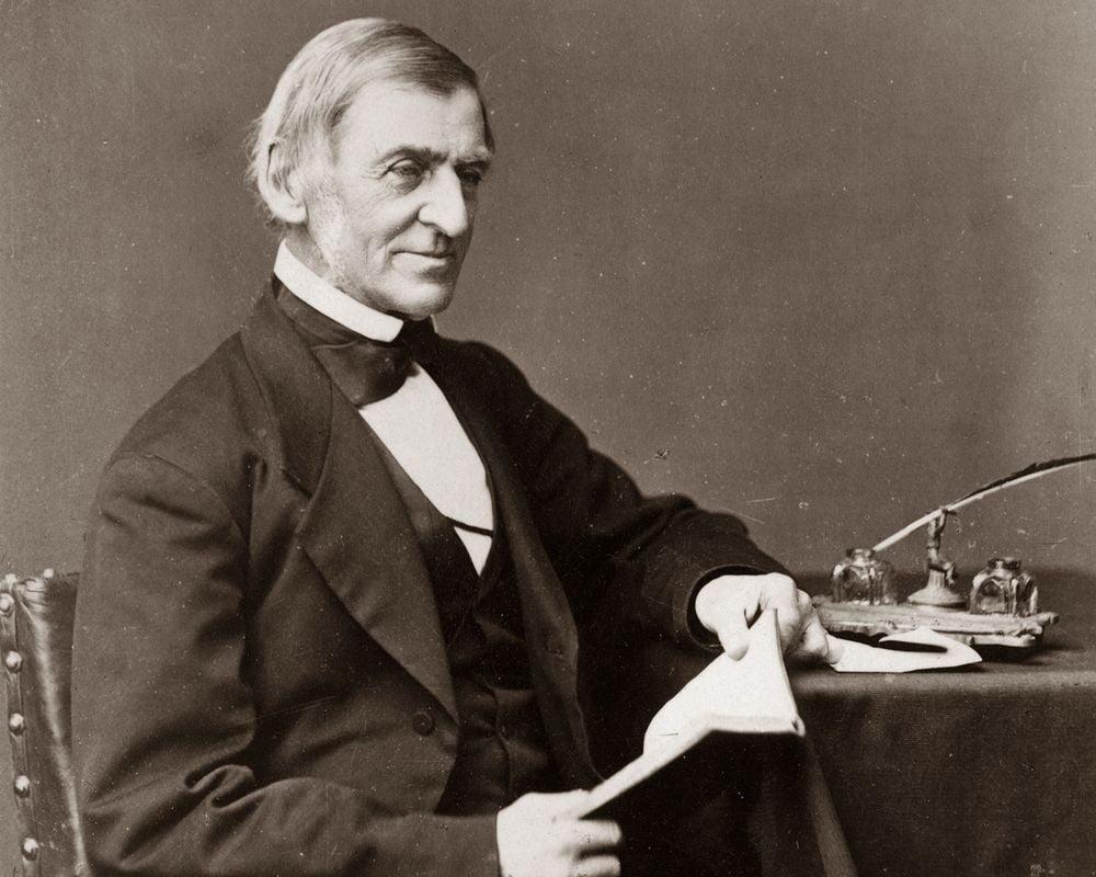 Ralph Waldo Emerson - poet